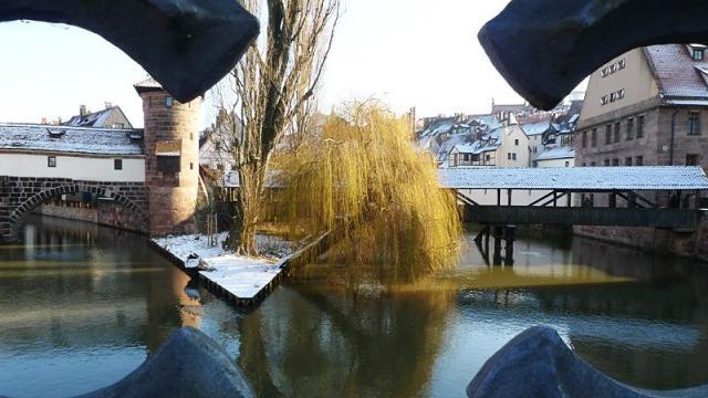 So schön ist Nürnberg: Versteckte Schätze und idyllische Plätze