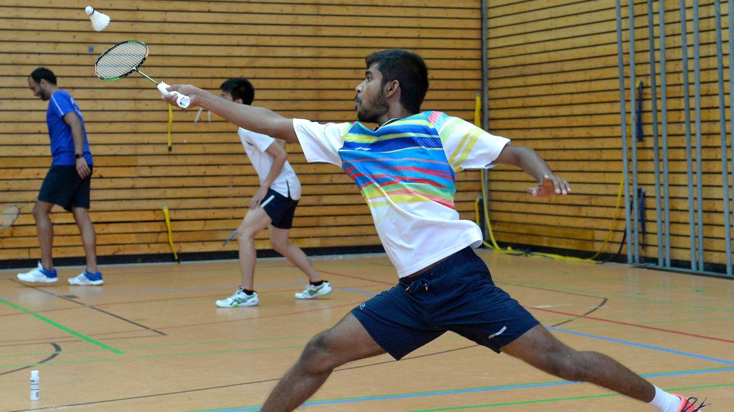 Im Einzel hat Arindan Mindal beim Erlanger Sommerturnier in der Klasse B gewonnen.