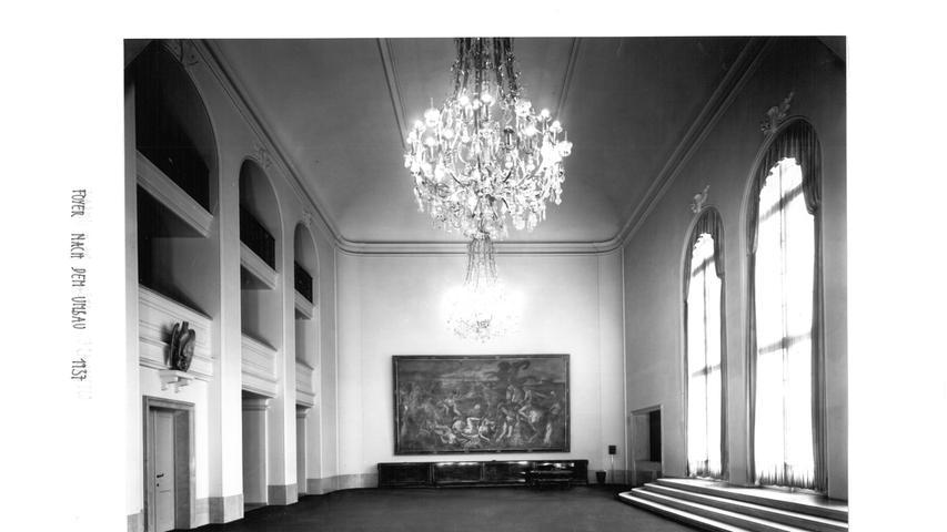 Wie Hitler die Nürnberger Oper verschandeln ließ