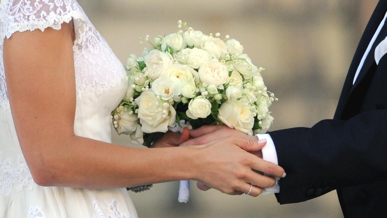 Hochzeit Symbol