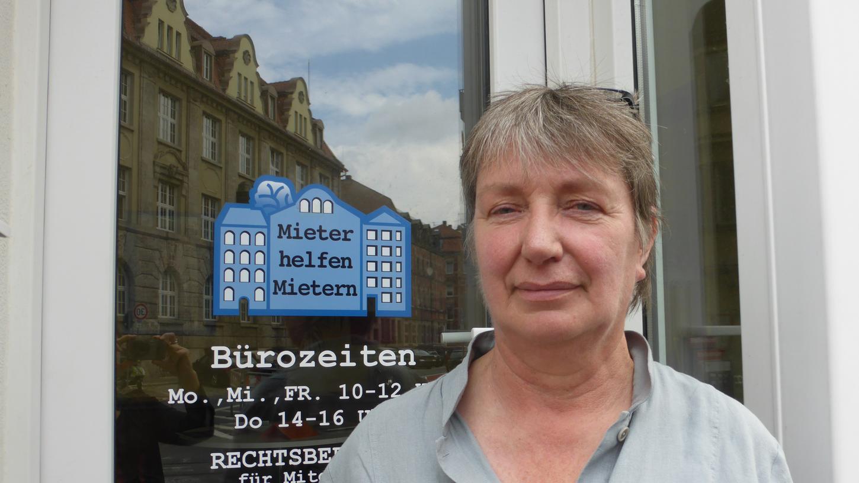 Cornelia Kuhlmann von Mieter helfen Mietern. Foto: Privat