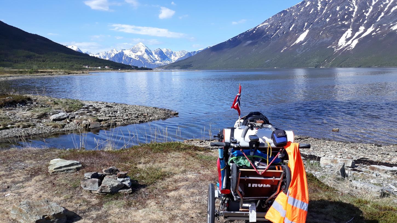 Fjorde sind Walter Wärthls Lieblingsplätze.