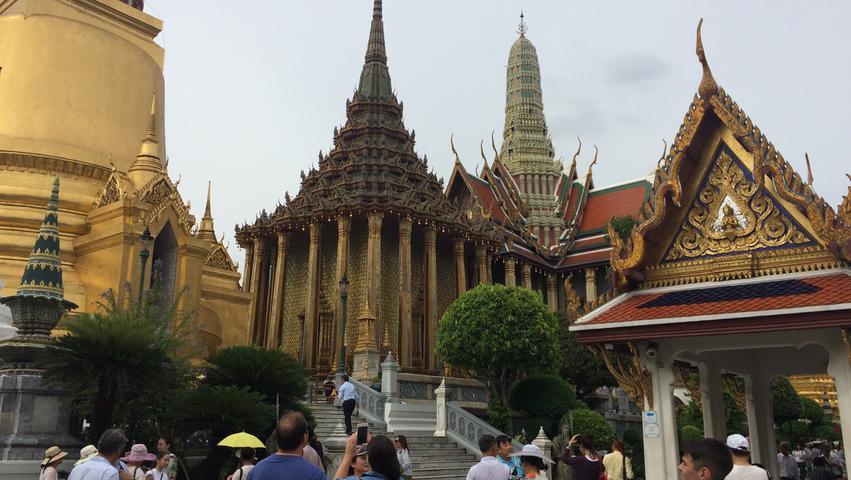 Bangkok liegt vorn: Das sind die zehn meistbesuchten Touristenziele weltweit