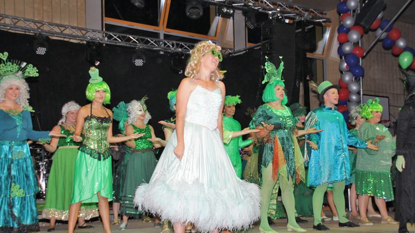 Noch mehr Zauberei in der Hexenwelt von Oz gibt's nur mit grüner Brille.