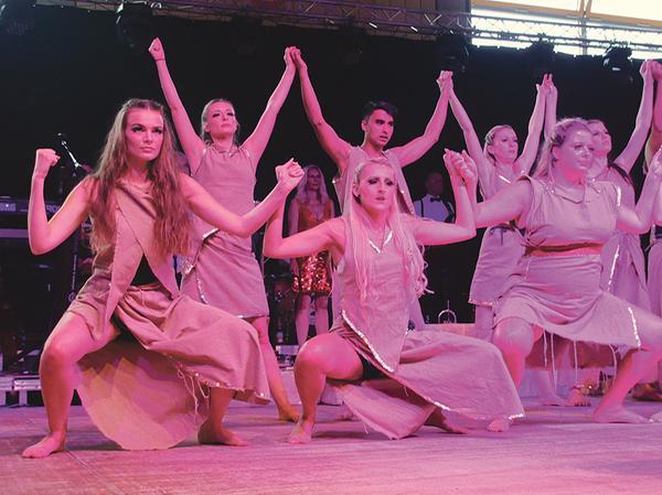 """Mit """"Aida"""" gab es schon mal einen kleinen Vorgeschmack auf die Faschingssession im kommenden Jahr."""