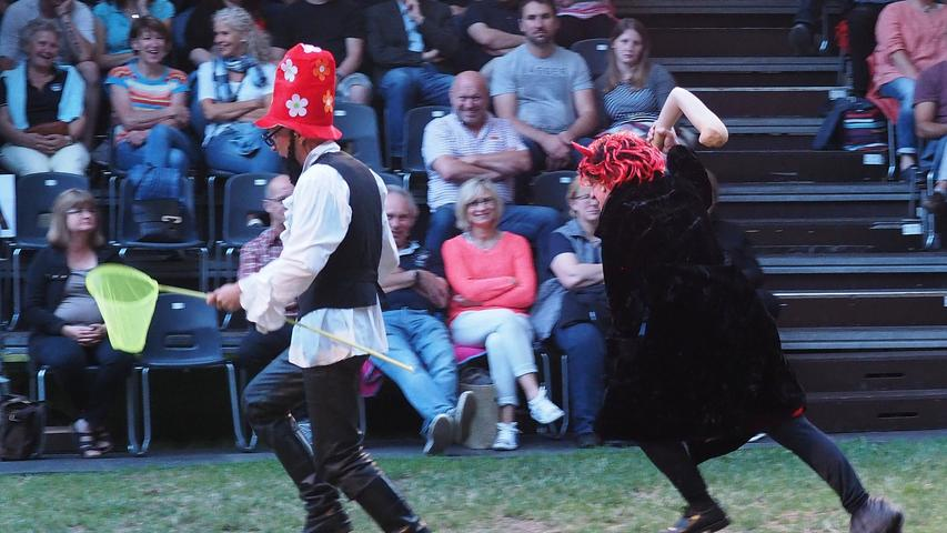 Premiere Faust-Festspiele Pegnitz:
