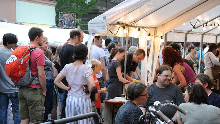 Motiv: Bismarckstraßenfest Foto: Harald Hofmann