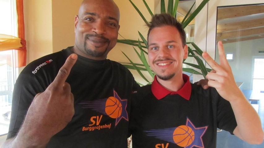 Basketball: Gaillard trainiert SV Burggrafenhof