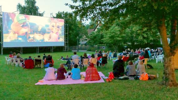 Open-Air-Kino am Stadtschloss startet am Freitag