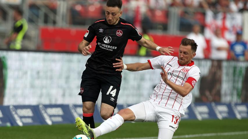 Es tut immer weh, wenn der FCN ein Talent an die Konkurrenz verliert. Es tut besonders weh, wenn das ablösefrei geschieht - und dennoch ist der Wechsel von Kevin Möhwald zum SV Werder Bremen ein konsequenter Schritt in der Entwicklung des Erfurters.