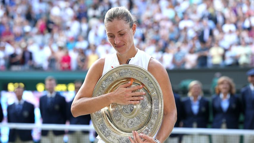 Becker, Graf, Kerber: Alle deutschen Grand-Slam-Sieger der Open-Ära