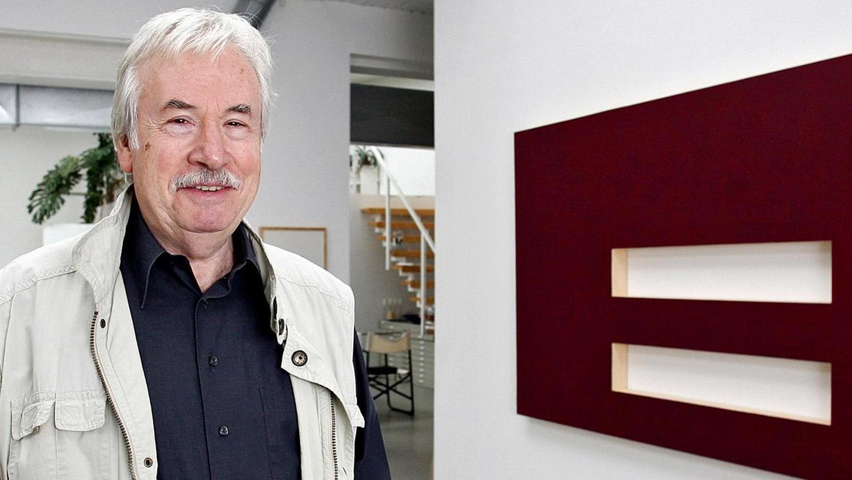 Diet Sayler (hier in einer Ausstellung 2009) wird mit dem Großen Kulturpreis geehrt.