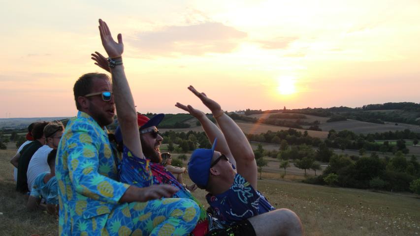 Der Samstag beim Weinturm Open Air in Bildern