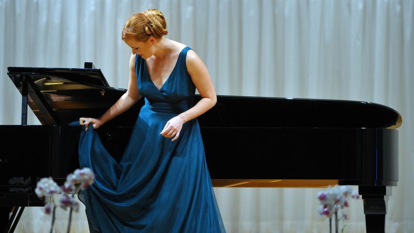 Drei Stunden lang reihte sich bei der Opern-Gala der IMA ein Höhepunkt an den nächsten.