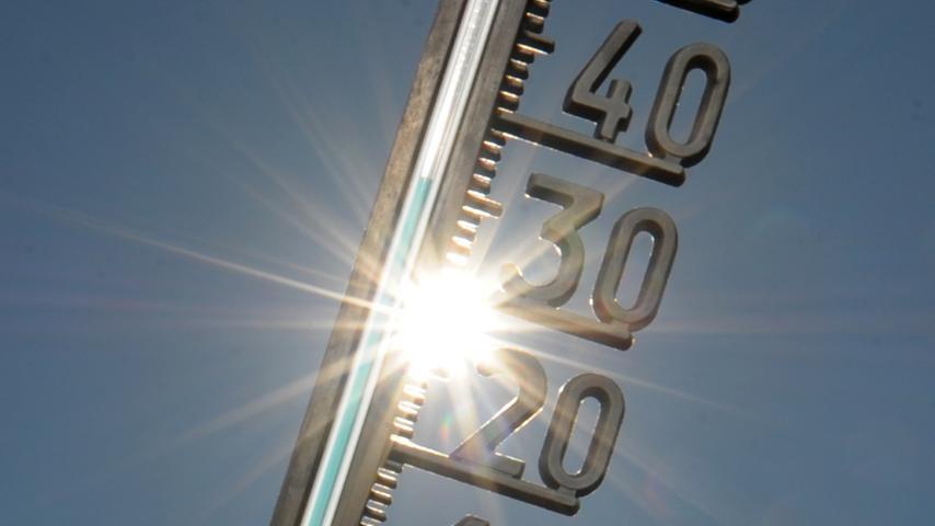 100 heiße Tage pro Jahr: So verändert sich das Klima in Nürnberg