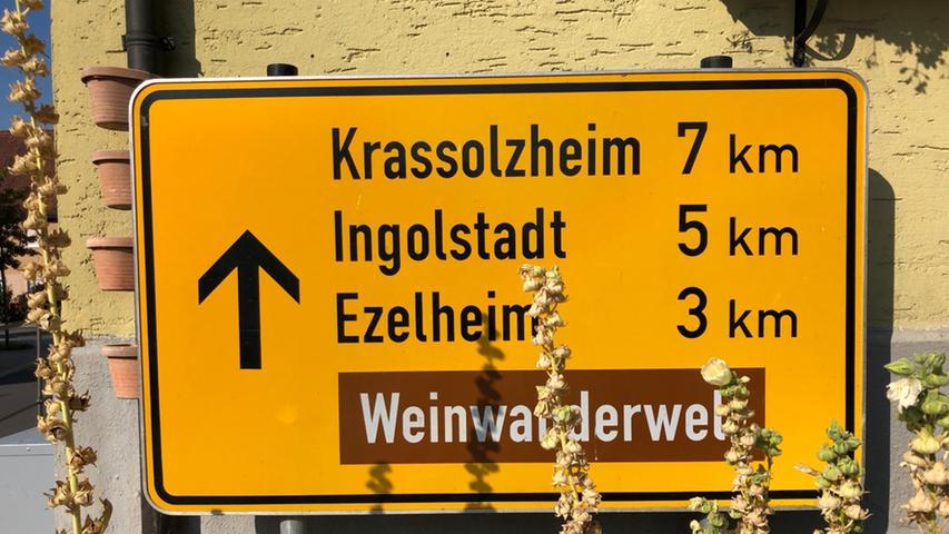 Auch interessant - hatte Ingolstadt immer woanders vermutet...