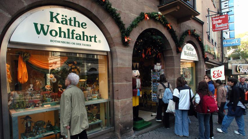 Made in Franken: Das Weihnachts-Imperium der Käthe Wohlfahrt