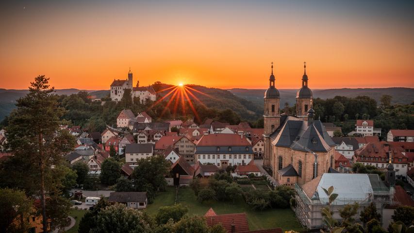 Eine Schönheit auch auf Instagram: Unsere Fränkische Schweiz