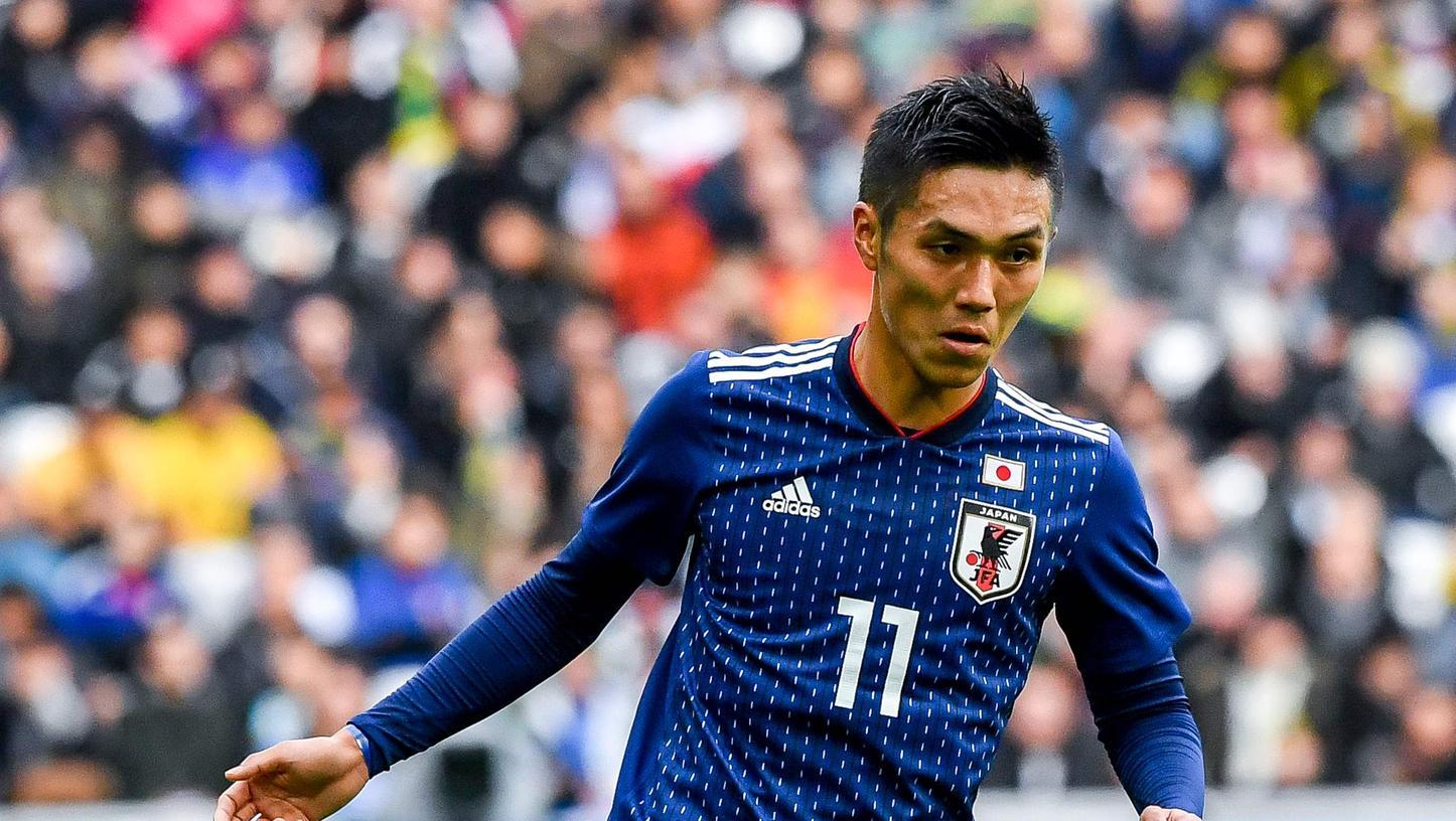 Kommt Yuya Kubo zum Club? Angeblich sollen sich der FCN und KAA Gent in den Verhandlungen schon einig sein.