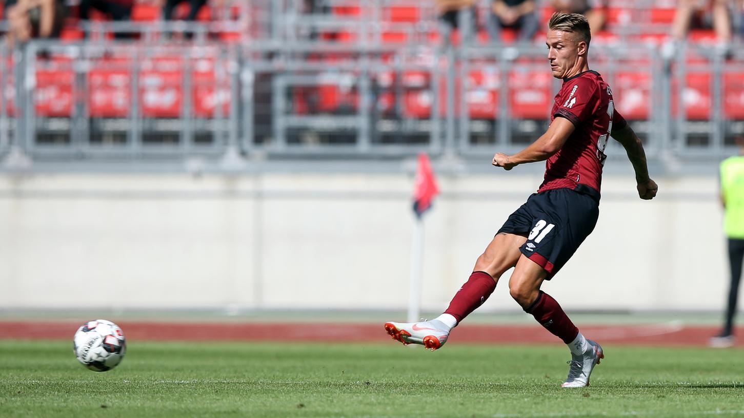 Nach dem Aufstieg mit dem Club folgt das nächste Highlight: Ondrej Petrak wurde erstmals für die tschechische Nationalmannschaft nominiert.