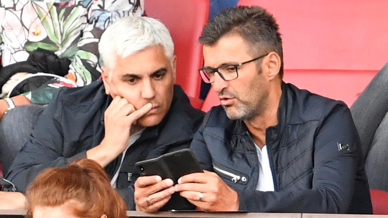 Auf der Suche nach einem neuen Spieler: Präsentieren Sportvorstand Andreas Bornemann und Trainer Michael Köllner am Freitag noch einen Neuzugang?