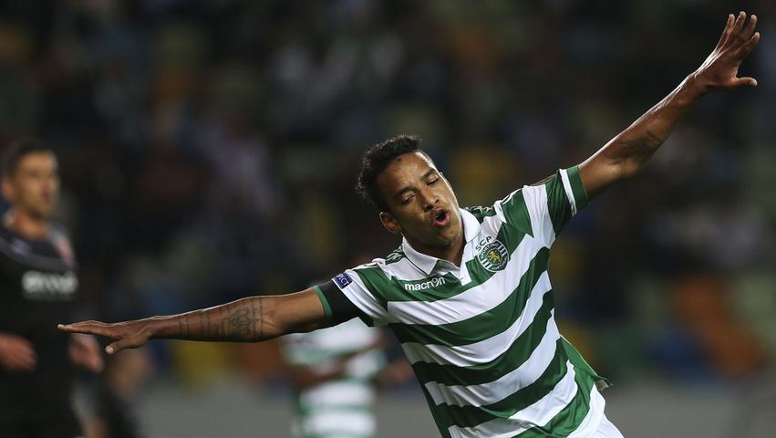 Auch er kennt sich aus auf dem internationalen Parkett aus: Matheus Pereira. Der Offensivmann kommt von Sporting.