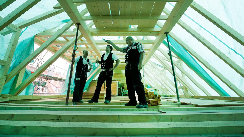 Die Altstadtfreunde renovieren das denkmalgeschütze Haus in der Hinteren Ledergasse.