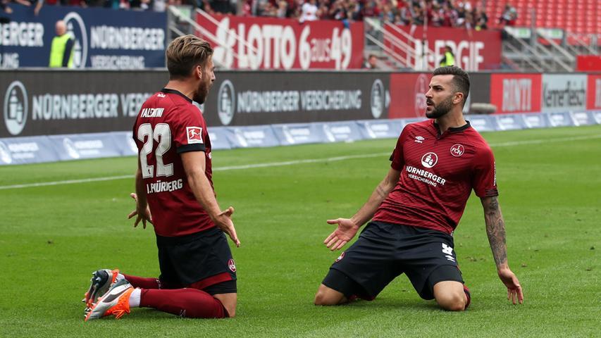Ishak haut ihn rein! Engagierter FCN punktet gegen Mainz