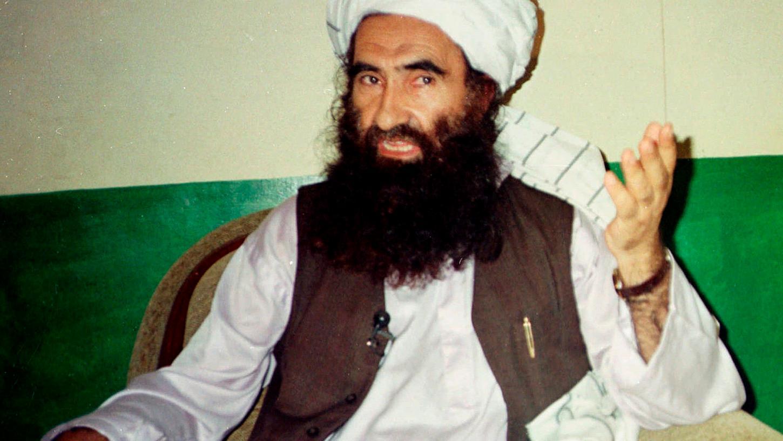 Dschalaluddin Hakkani, afghanischer Islamist und Gründer des Hakkani-Netzwerks, ist tot. Das meldeten die radikalislamischen Taliban in Afghanistan in einer über Whatsapp versendeten Mitteilung.