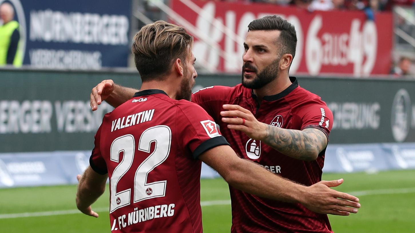 Ein besonderer Moment: Für Mikael Ishak war das 1:1 am Samstag gegen den FSV Mainz 05 sein erstes Bundesliga-Tor.