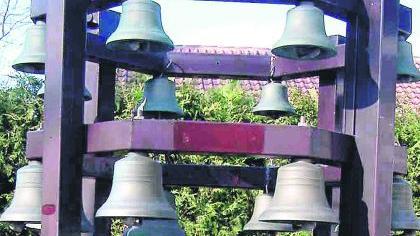Auf ein neues Zuhause wartet dieses Glockenspiel in der Kulmbacher Plassenburg. Möglicher Einsatzort könnte der Fürther Rathausturm sein.