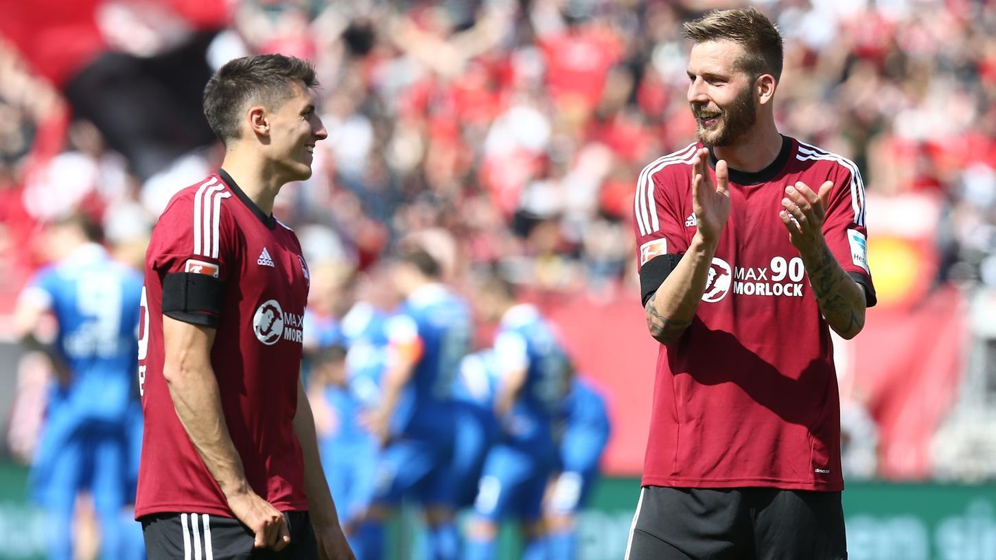 Wiedersehen am 12. Spieltag: Die beiden Ex-Cluberer Alessandro Schöpf und Guido Burgstaller treffen an einem Samstagabend auf ihren früheren Verein.
