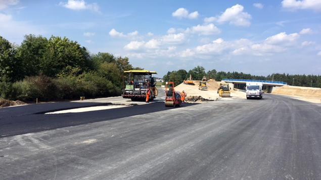 Ist dier Mühlhausener Ortsumgehung das Vorbild für den weiteren Ausbau der B 299?