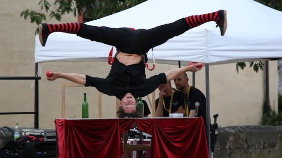 Das ZirkArt-Festival kehrt 2021 nach Forchheim zurück