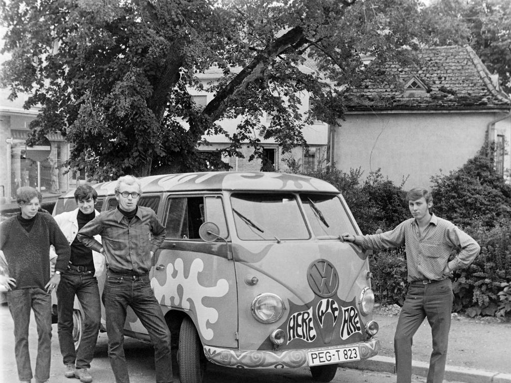 Spontane Trips nach England, ins Mutterland des Beat und des Fußballs, waren vor 50 Jahren das
