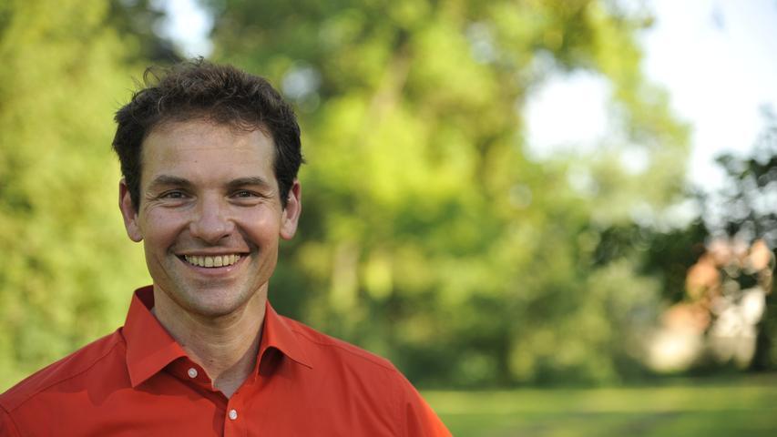 Platz zwei der Liste und mehr als 16.000 Stimmen in seinem Stimmkreis Ansbach-Nord - das reichte für Martin Stümpfig. Der Grünen-Politiker wird seine Partei im Landtag vertreten.