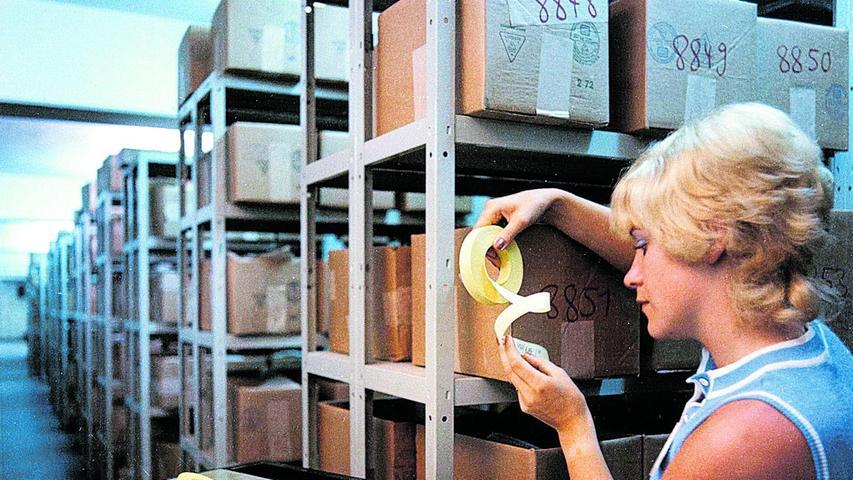 Von der Nürnberger Schraubenfabrik zum Datev-Rechenzentrum