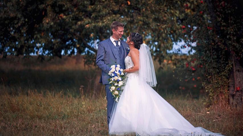 Matthias und Bettina Laurer, eine geborene Klughardt aus Postbauer-Heng, sagten