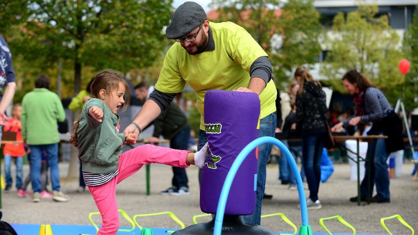 FOTO: Hans-Joachim Winckler DATUM: 22.9.2018..MOTIV: Kinderfest im Südtsadtpark anlässlich des Weltkindertags