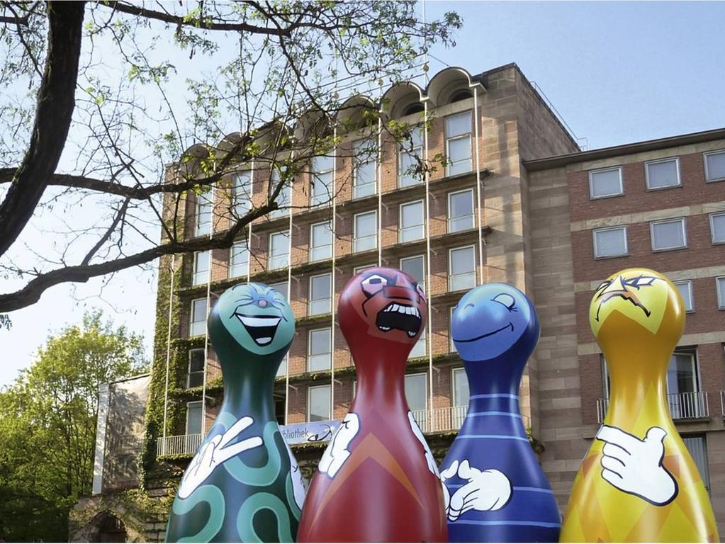 Im Nürnberger Pellerhaus wird ein Zukunftslabor eingerichtet: Das künftige Haus des Spiels soll an die alte Spielzeugtradition anknüpfen und sie in die digitale Zukunft weiterführen.