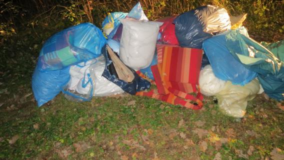 32-Jähriger entsorgte denselben Müll ein weiteres Mal im Wald