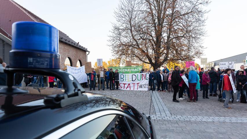 AFD Veranstaltung Wahlkampf Höchstadt, Reportage, Vergütung: Pauschale, Fotograf Ulrich Schuster, Herzogenaurach, NN
