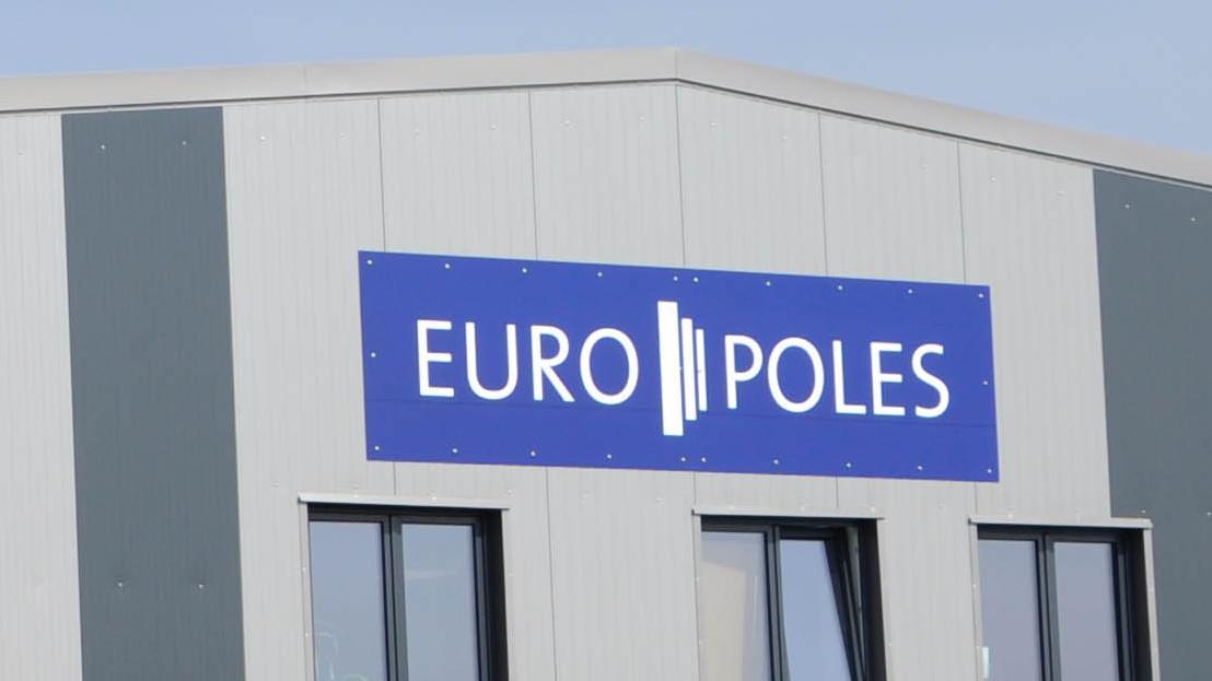 Die Beleuchtungssparte der Firma Europoles wird an einen portugiesischen Investor verkauft.