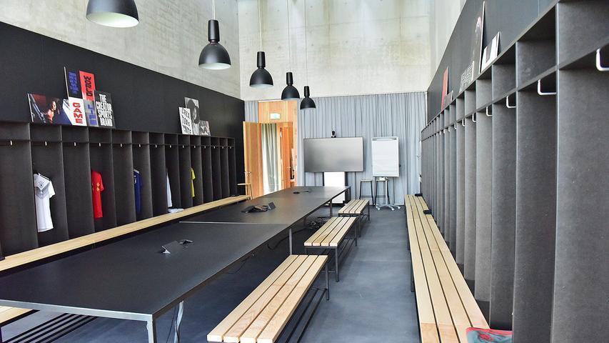 Eröffnung: Außergewöhnliches Arbeitsumfeld im Adidas
