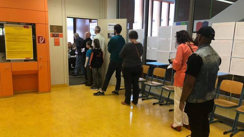 Landtagswahl in Bayern: Ergebnisse im Stimmkreis Nürnberg-Nord