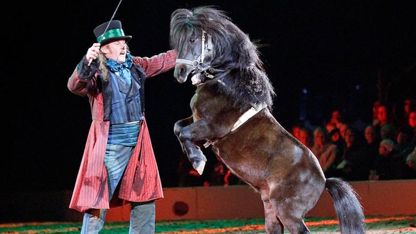 Eine der bekanntesten Pferde-Shows macht Halt in Nürnberg: Mit der neuen Produktion