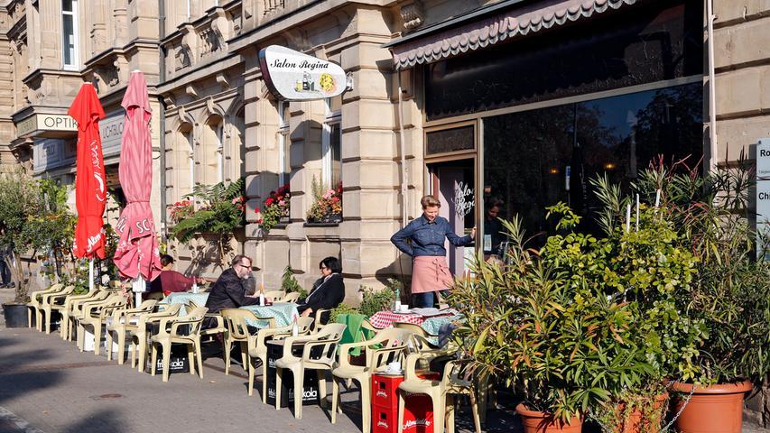 Zwischen Currywurst und Sternemenü: Ausgehen in Gostenhof