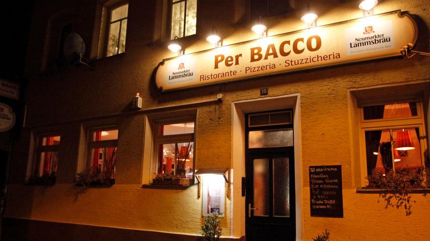 Ja, italienische Restaurants gibt es zahlreich in Gostenhof. Zum Beispiel das