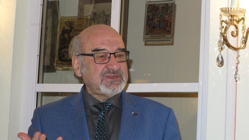 Durch Platz eins auf der Parteiliste gelang auch Peter Bauer aus dem Stimmkreis Ansbach-Nord der Sprung in den Landtag.
