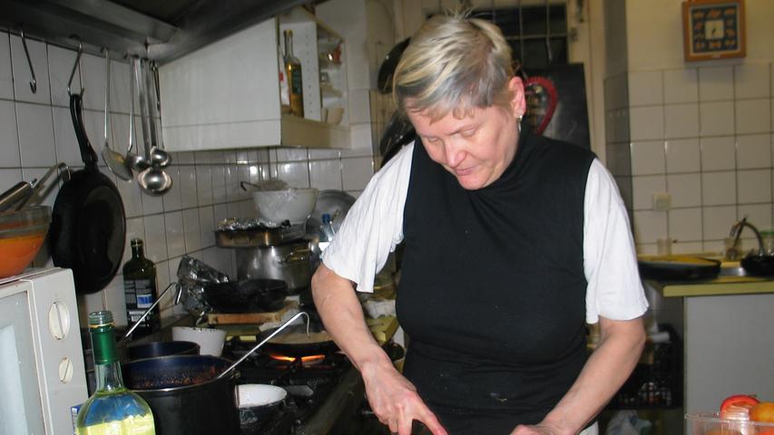 Brigitte Braun machte die Gostenhofer Hauptstraße in den 90er und 2000er Jahren zum Hotspot in Sachen italienischer Küche. Hochgelobt und immer gut besucht war das